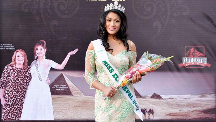 Miss Eco Nepal 2017 | Ronali Amatya