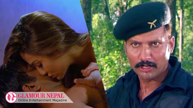 Nepali Movie Radhe featuring Nikhil Upreti Priyanka Karki