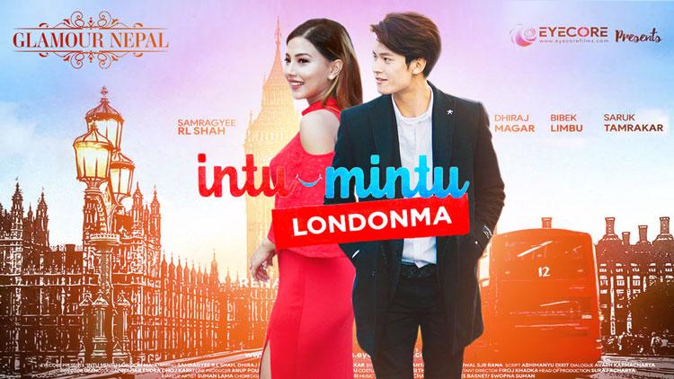 Intu Mintu Londonma Poster