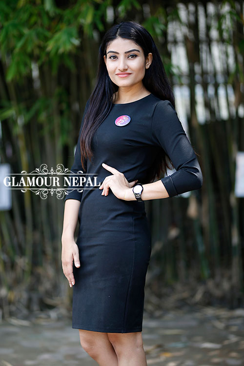 Miss Nepal 2017 contestant