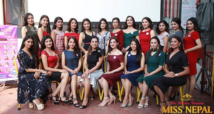 Miss Nepal 2017