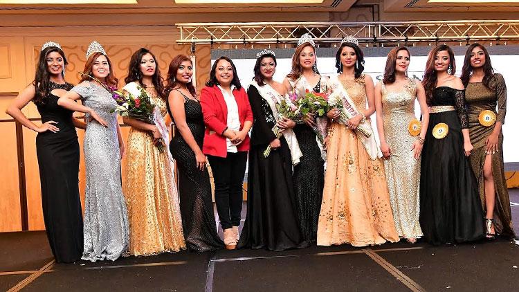 Miss Nepal California 2017