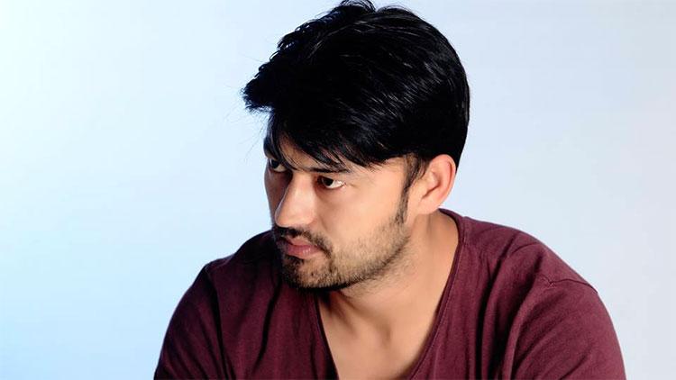 Manoj RC Nepalese Actor