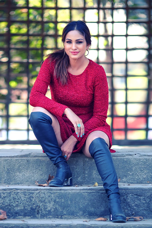 Anu Shah - Modle / Actress