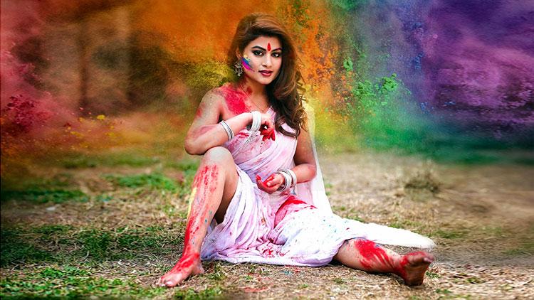 Actress Shilpa Pokhrel / Kantipur Saptahik