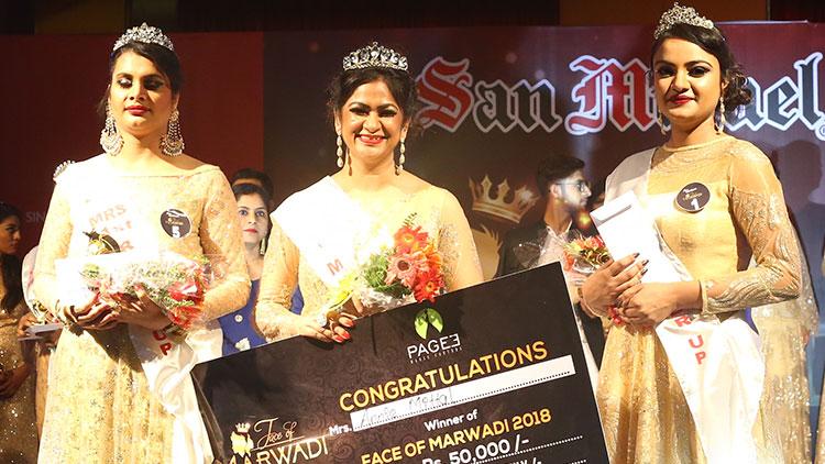 Shrinkhala Shined as 23rd Miss Nepal winner | Glamour Nepal