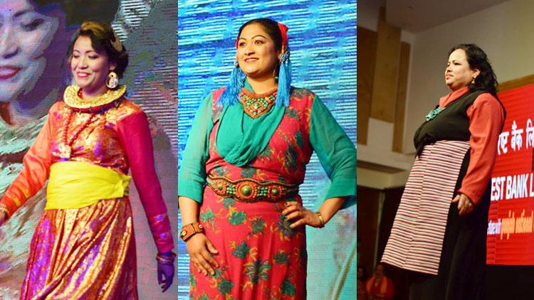 Sudipta Cancer Survivors Ramp Show Pictures