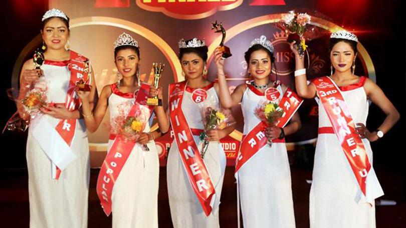 Miss Beautiful Nepal 2019 Winners
