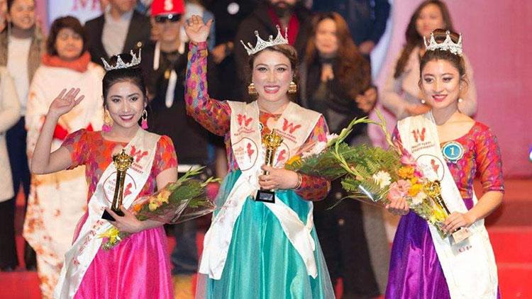 Miss Diva Nepal 2019 Winner