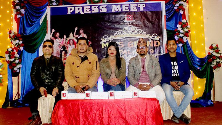 Miss Grand Nepal 2019