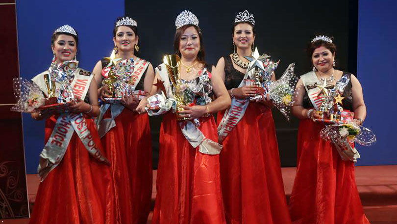 Tshering Dolma, Mrs. Nepal Tourism 2019
