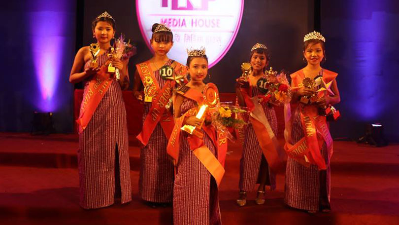 little miss and master nepal icon 2019 winners female kids