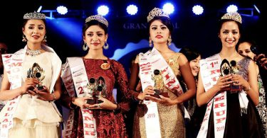 Sara Shrestha earned NAAT Miss Air-hostess International 2019