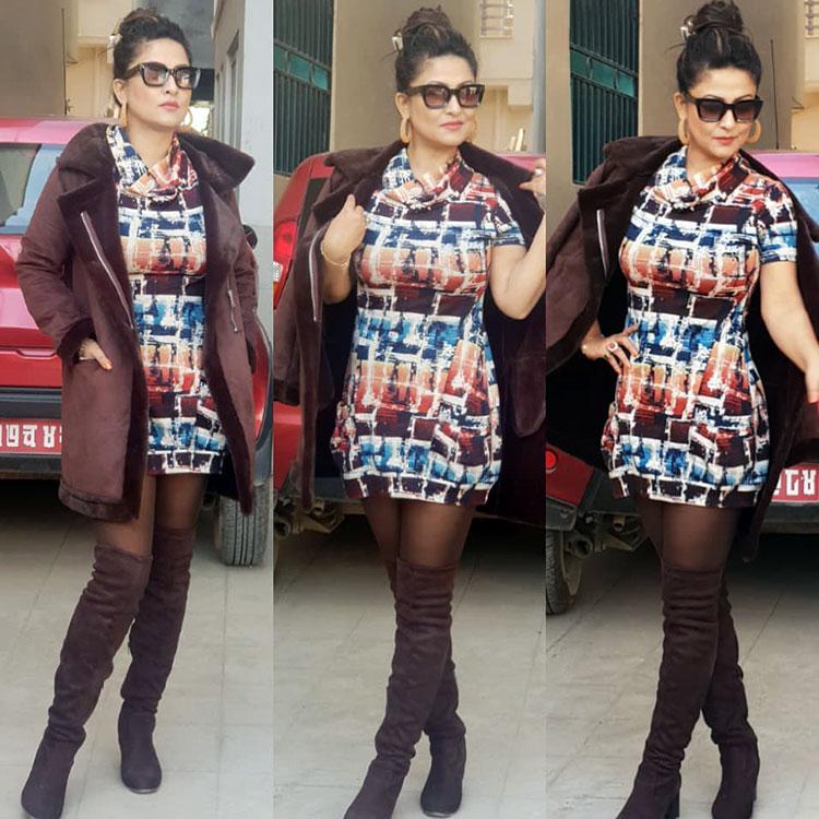 Miss Nepal Usha Khadgi