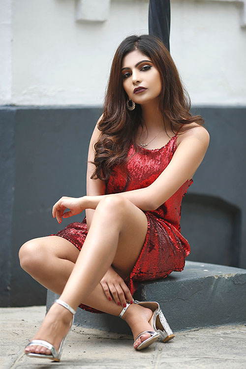 Model Niva Adhikari Photo
