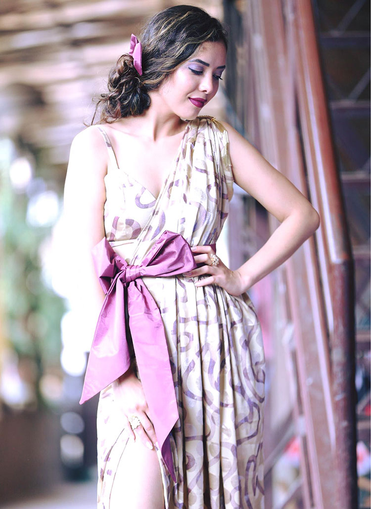 Chanda Thapa Giri Glamour Nepal