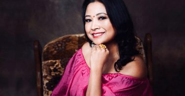 Photo of Mrs. Nepal Universe Manisha Dongol Shrestha